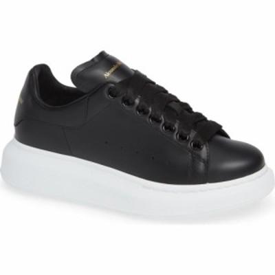 アレキサンダー マックイーン ALEXANDER MCQUEEN レディース スニーカー シューズ・靴 Sneaker Black/White