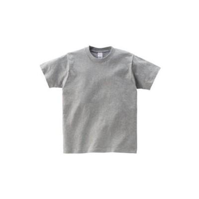 トムス(TOMS) 【Tシャツ】00085-CVT CVTヘビーウエイトTシャツ 【杢グレー】 XL