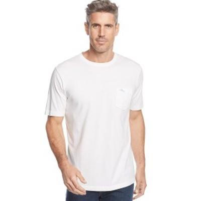 トッミーバハマ メンズ Tシャツ トップス Men's Bali Sky T-Shirt White