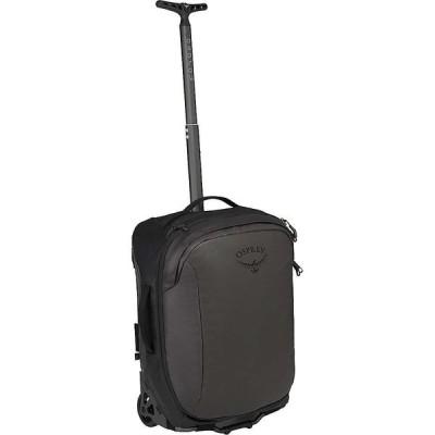 オスプレー Osprey メンズ スーツケース・キャリーバッグ バッグ Transporter Wheeled Global Carry-On Black