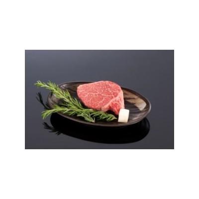 ふるさと納税 高級和牛「熊野牛」 特選ヘレ 一本/4等級以上 和歌山県九度山町