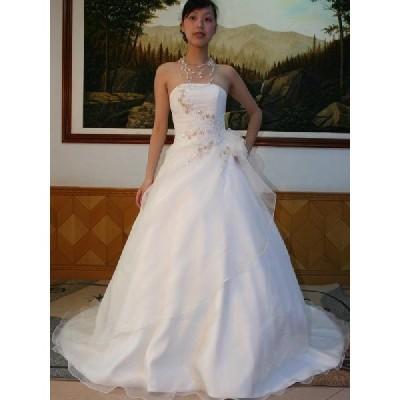 wdk502人気ランキングウエディングドレス