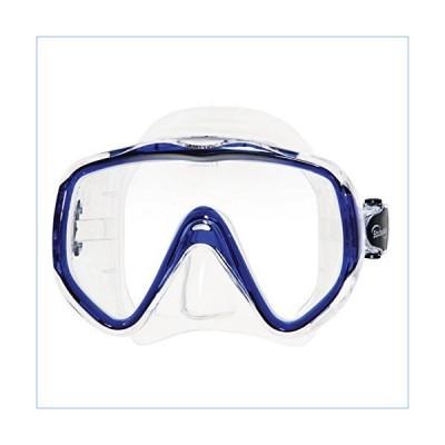 ScubaMax Abaco Single Lens Oversize Dive Mask Scuba Snorkeling Swimming並行輸入品