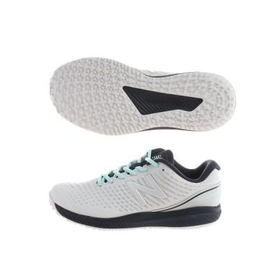 ニューバランス(new balance) テニスシューズ オムニクレーコート用 レディース WCO796W2D (レディース)