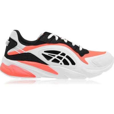 アシックス Asics メンズ スニーカー シューズ・靴 Classic BLACK/SUNRISE RED