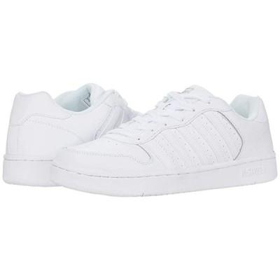 ケースウィス Court Palisades メンズ スニーカー 靴 シューズ White/Gray