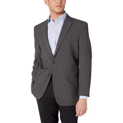 Haggar SUIT メンズ US サイズ: 46 Regular カラー: グレイ
