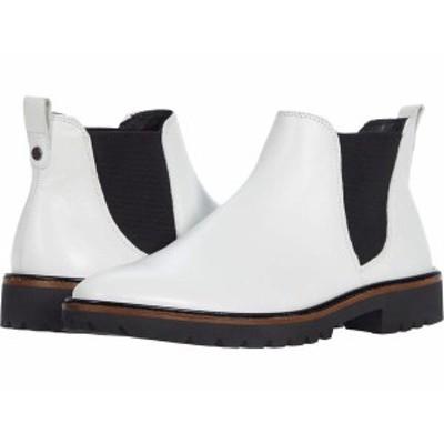 エコー レディース ブーツ・レインブーツ シューズ Incise Tailored Chelsea Boot Bright White