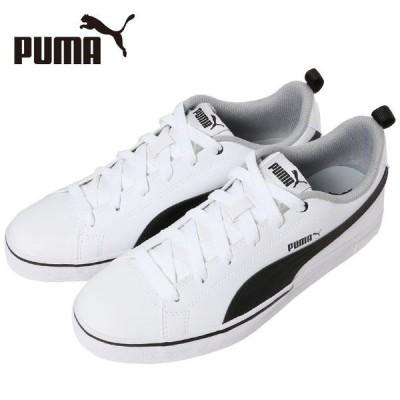 プーマ スニーカー メンズ ブレークポイントVULC 372290-02 PUMA カジュアルシューズ run