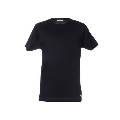 OBVIOUS BASIC T シャツ ダークブルー XXL 100% コットン T シャツ