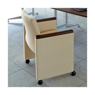 OM-51P 応接会議椅子 OM-51PS IV jtx 26276 プラス 送料無料