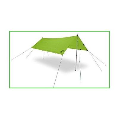 Eureka! Trail Fly Customizable Camping Tarp, 10 Feet, Jasmine Green【並行輸入品|送料無料】