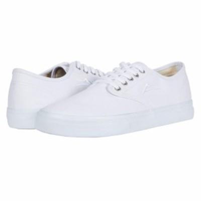ラカイ Lakai メンズ スニーカー シューズ・靴 Oxford White Canvas