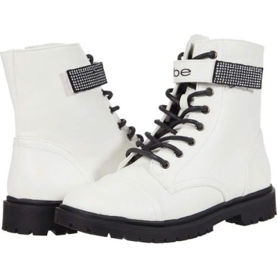 ベベ Bebe レディース ブーツ シューズ・靴 Dayani White