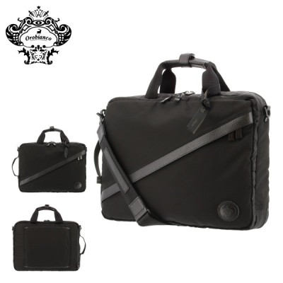 オロビアンコ ビジネスバッグ 3WAY BLACK-LINE メンズ 601301 INDENNE-Z8 02-TT Orobianco | ブリーフケース ショルダーバッグ リュック