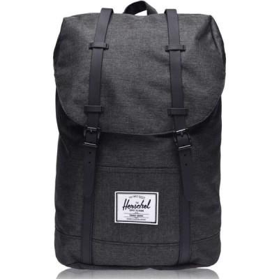 ハーシェル サプライ Herschel Supply Co ユニセックス バックパック・リュック バッグ Fold Over Backpack Dark Grey