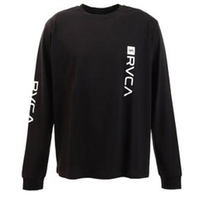 Tシャツ メンズ 長袖 REVERT AJ042076 BLK