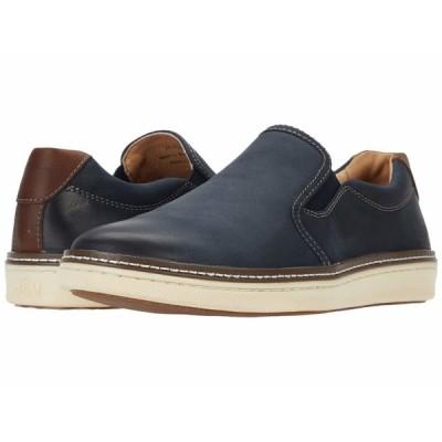 ジョンストンアンドマーフィー スニーカー シューズ メンズ McGuffey Casual Slip-on Sneaker Navy