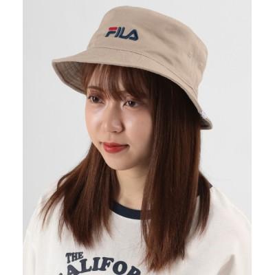 make a ray! / 【FILA/フィラ】ブランドロゴ バケットハット/ 帽子 MEN 帽子 > ハット