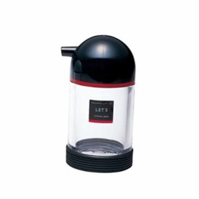 醤油差し 醤油入れ しょう油容器 調味料 小 クリアー ブラック 滑り止め付き