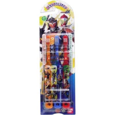 こどもハブラシ3本セット 仮面ライダー鎧武
