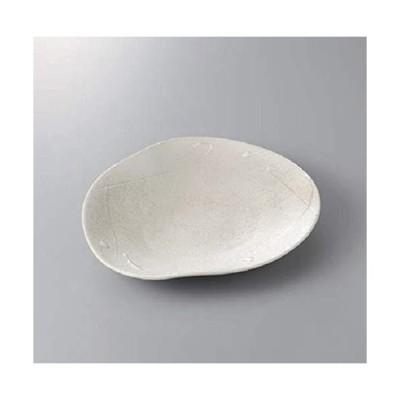 エールネット(Ale-net) 大皿 27.5cm ラスター彩変形多用皿 美濃焼