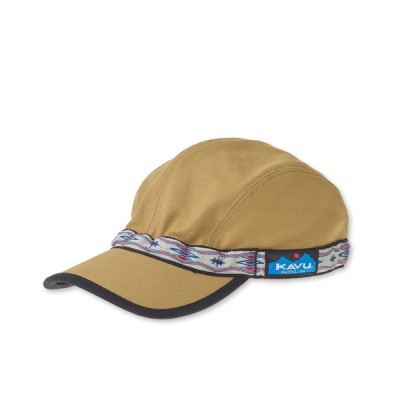 A&F COUNTRY / 【MADE IN USA】KAVU/カブー STRAPCAP/ストラップキャップ MEN 帽子 > キャップ