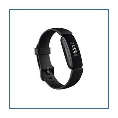 <新品>Fitbit Inspire 2 Fitness Tracker - Black<並行輸入品>