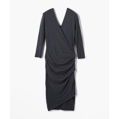 TOMORROWLAND / トゥモローランド ラップジャージードレス WJE6368