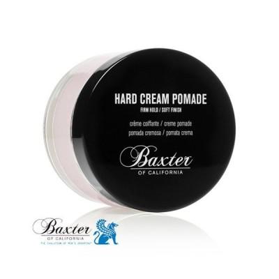 Baxter バクスター ハードクリームポマード 60g スタイリングポマード [ほどよいセット力で自然な仕上がり]
