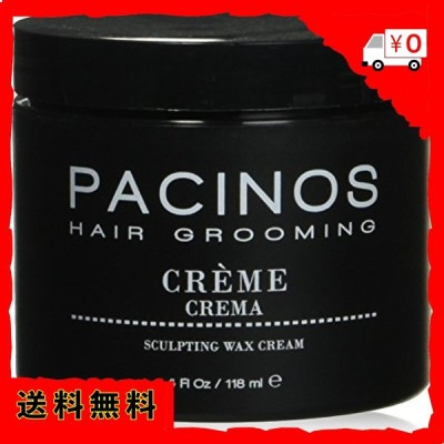 Pacinos Grooming Elegance Creme, Sculpting Wax Cream 4oz by Pacinos [並行輸入品]