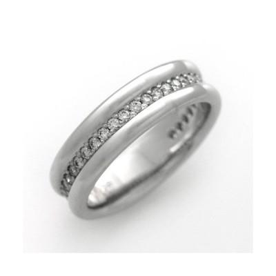 ダイヤモンドリング プラチナ ダイヤモンド 0.274ct