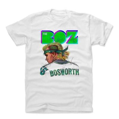NFL シーホークス Tシャツ ブライアン・ボズワース Neon G T-Shirt 500Level ホワイト