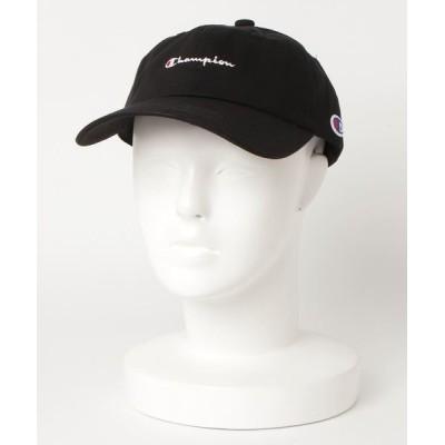 SITRY / 【Champion】 スクリプトロゴローキャップ MEN 帽子 > キャップ