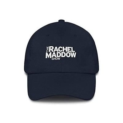 The Rachel Maddow Show Embroidered Logo Hat-Navy