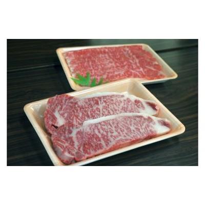 G82-01 特選飛騨牛サーロインステーキ・すき焼きプレミアムセット