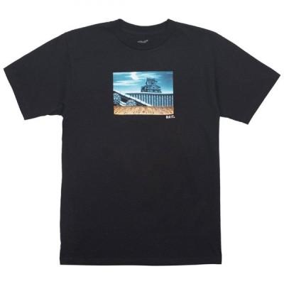 BAIT メンズ Tシャツ トップス x Street Fighter Ryu Stage Tee black