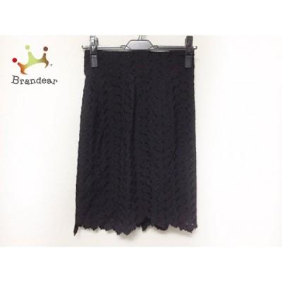 トリココムデギャルソン tricot COMMEdesGARCONS スカート サイズM レディース 美品 黒    値下げ 20200727