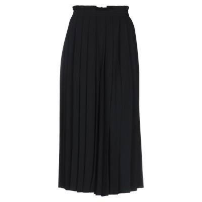MM6 メゾン マルジェラ MM6 MAISON MARGIELA 7分丈スカート ブラック 40 ポリエステル 100% 7分丈スカート