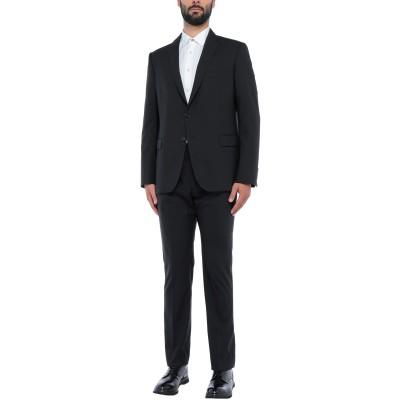 アルマーニ コレッツィオーニ ARMANI COLLEZIONI スーツ スチールグレー 54 バージンウール 100% スーツ