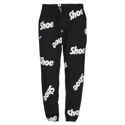 SHOESHINE パンツ ブラック XXL コットン 100% パンツ
