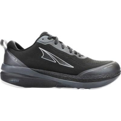 アルトラ スニーカー シューズ メンズ Paradigm 5 Running Sneaker (Men's) Black