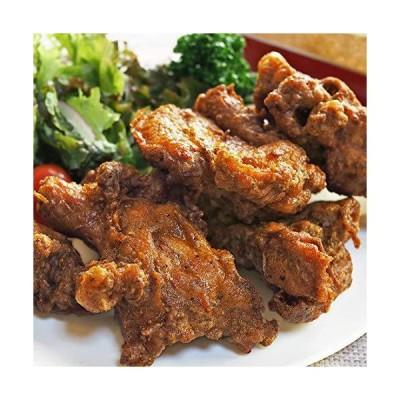 唐揚げ 丸鶏 フリット ホットチリ 半羽(約550g) フライドチキン 惣菜 おかず パーティー 肉 ギフト 生 チルド