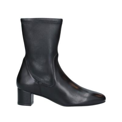 スチュワート ワイツマン STUART WEITZMAN ショートブーツ ブラック 6 革 ショートブーツ