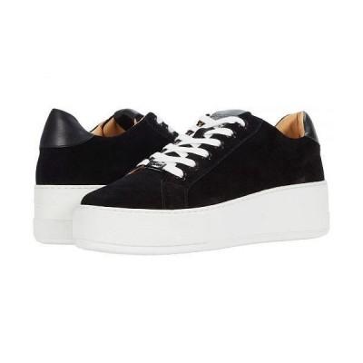 J/Slides レディース 女性用 シューズ 靴 スニーカー 運動靴 Maya - Black Soho Suede