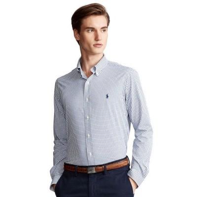 ラルフローレン メンズ シャツ トップス Men's Big & Tall Classic-Fit Performance Shirt