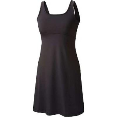コロンビア レディース ワンピース トップス Columbia Women's Freezer III Dress Black