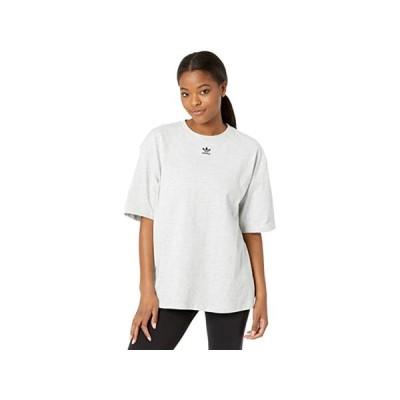 (取寄)アディダス オリジナルス レディース エッセンシャル ティー adidas Originals Women's Essentials Tee Light Grey Heather