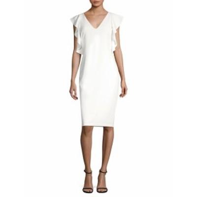 ランドリーバイシェルシーガル レディース ワンピース Cold-Shoulder Ruffle Dress