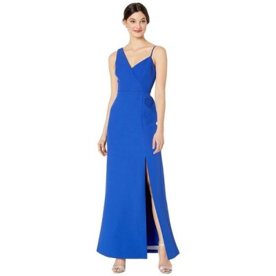 ビーシービージーマックスアズリア レディース ワンピース トップス Long Woven Evening Dress